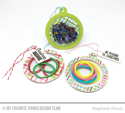 A Very Crafty Holiday – Tag Stocking Stuffers  