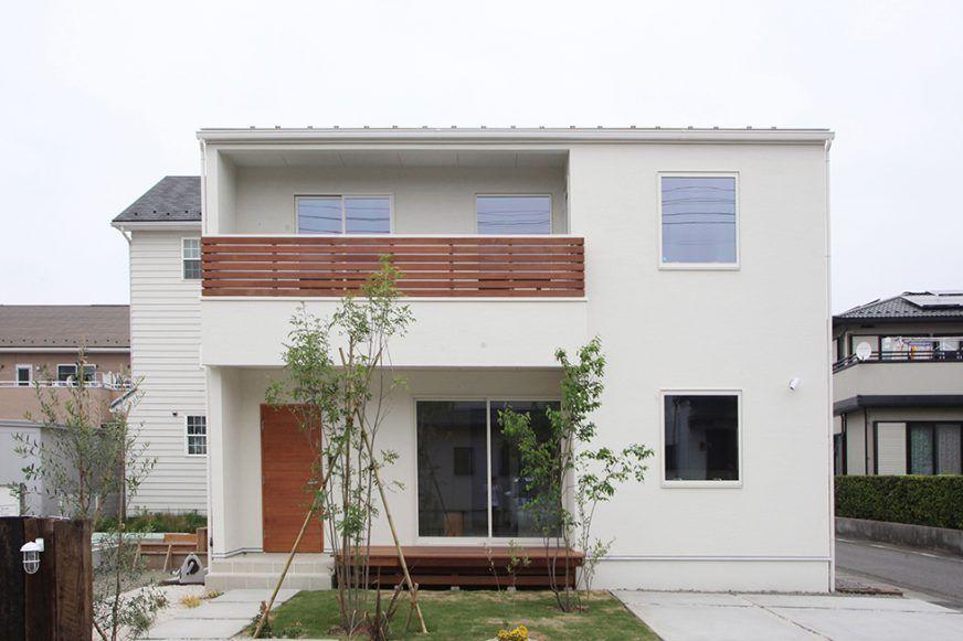 115 北欧 Style 狭小ハウスデザイン 住宅 外観 住宅設計プラン