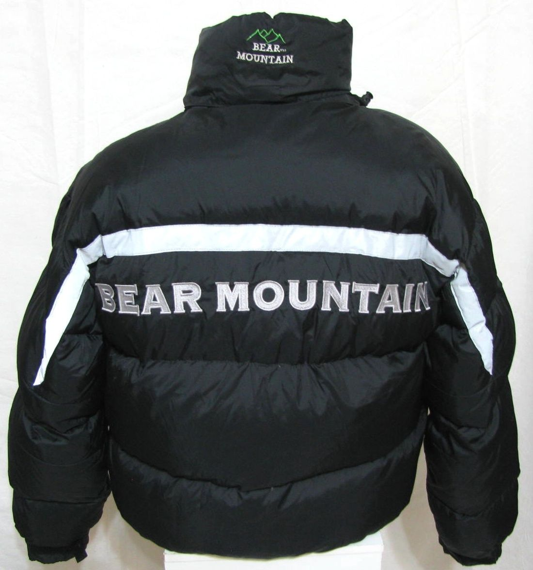 Bear Mountain Ski Jacket Goose Down Puffer L Size L 119 Ski Jacket Mens Fasion Mountain Outfit [ 1176 x 1100 Pixel ]