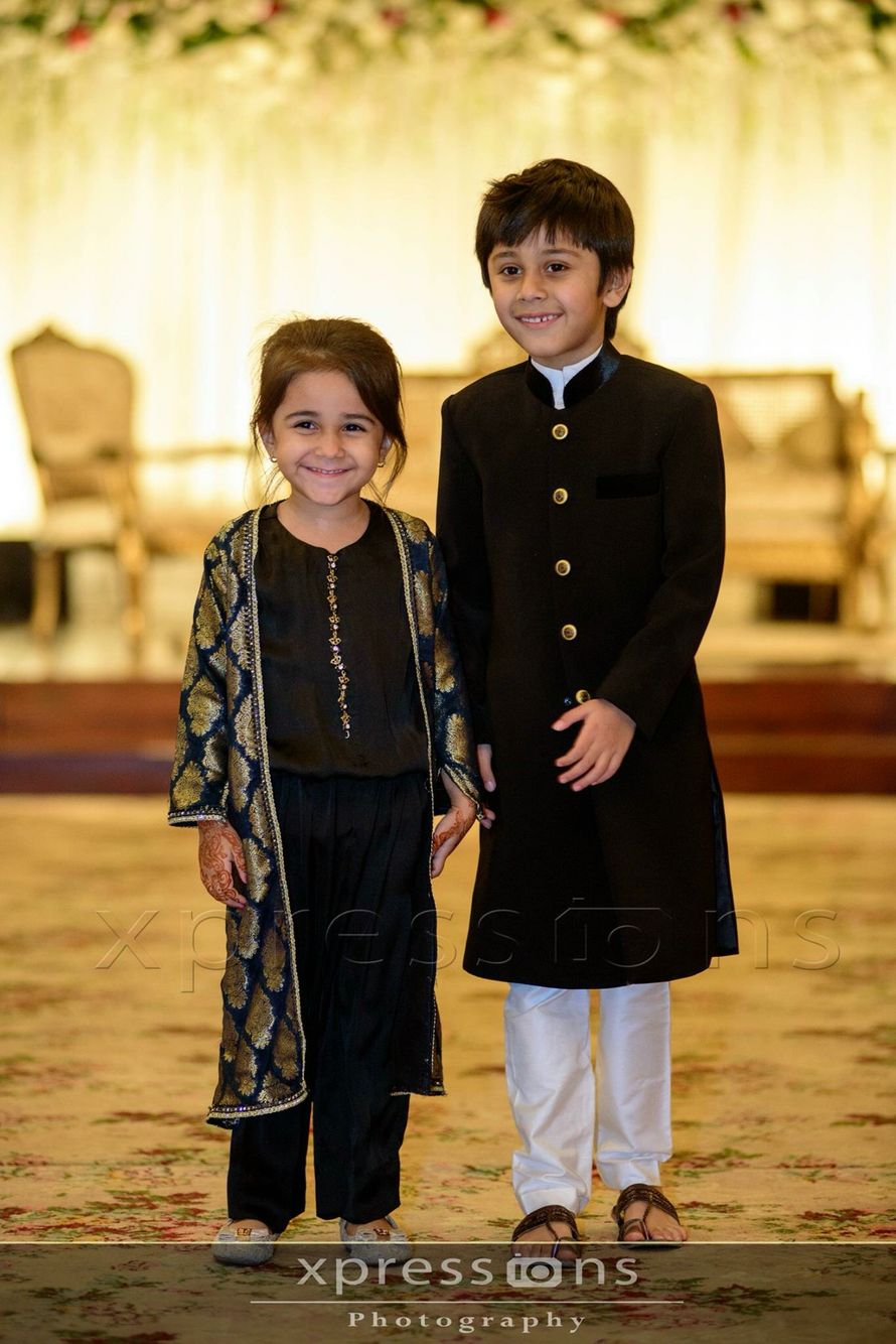 Pakistani Wedding in Lahore, Pakistan | Desi Kids At ...