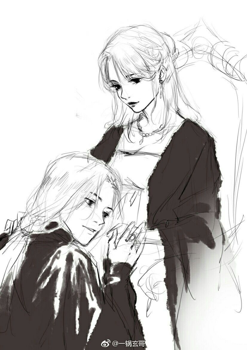 Malfoy's Family: Lucius Malfoy And Narcissa Malfoy  | Harry