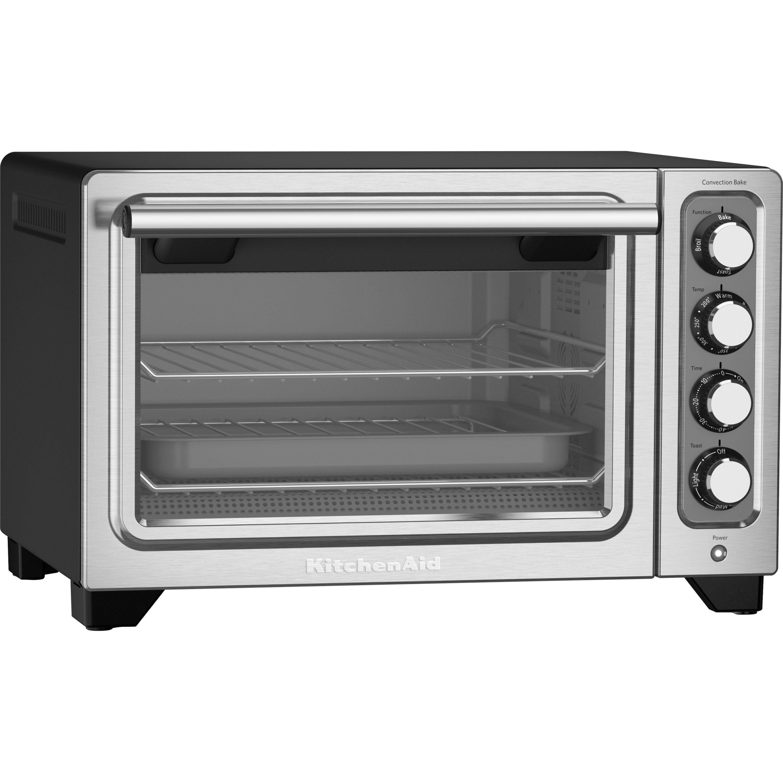 Kitchenaid Kco253bm Black Matte Compact Oven Compact Oven