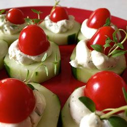 Our 12 Favorite Healthy Holiday Appetizers