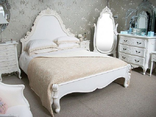 Amazing French Provincial Bedroom Furniture for your Amazing Bedroom : White  French Provincial Bedroom Furniture5 - Amazing French Provincial Bedroom Furniture For Your Amazing