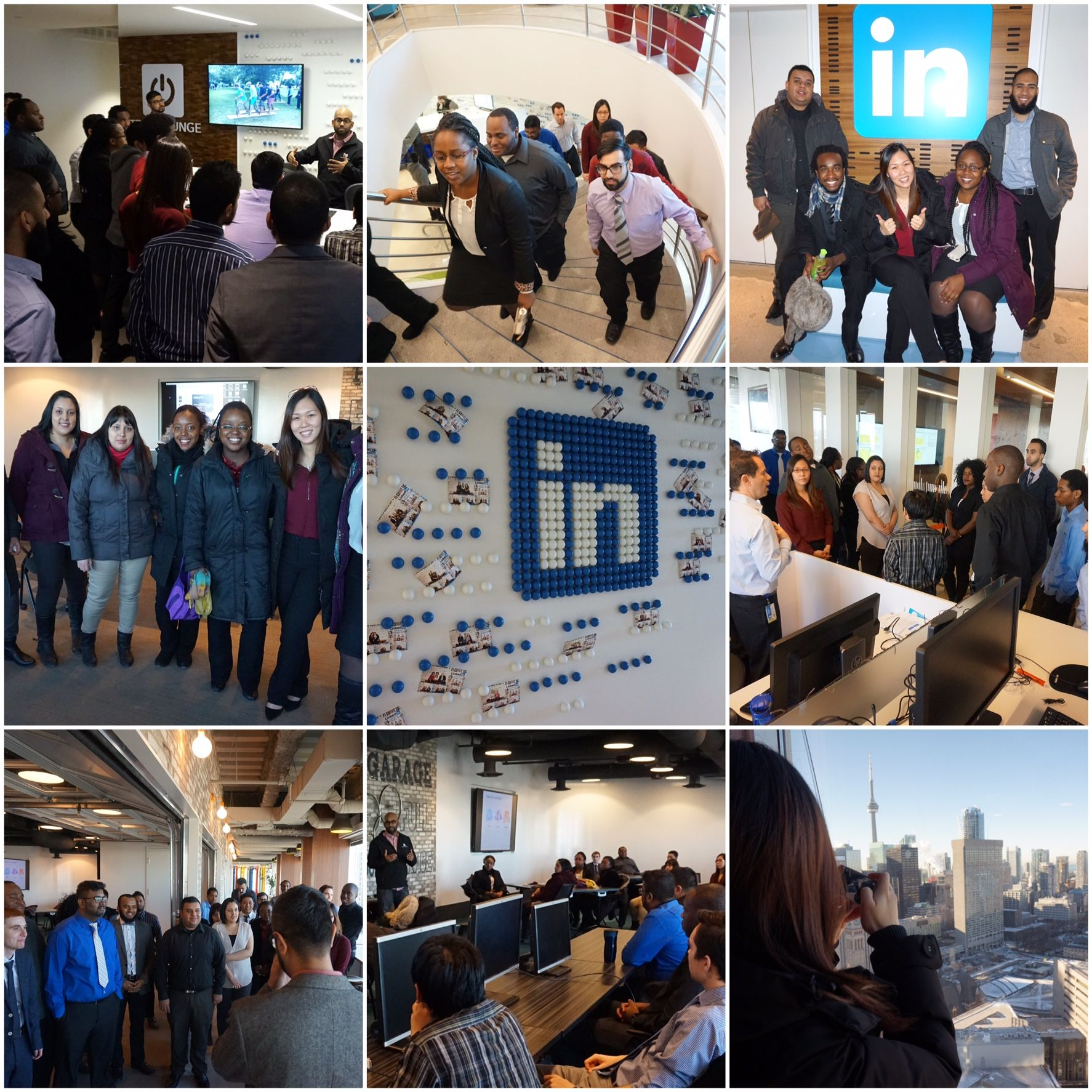 Npower Canada Technology Service Corps Toronto Visits Linkedin
