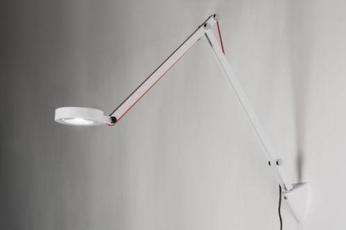 Led bureaulamp wandlamp. een lamp met vele mogelijkheden! deze