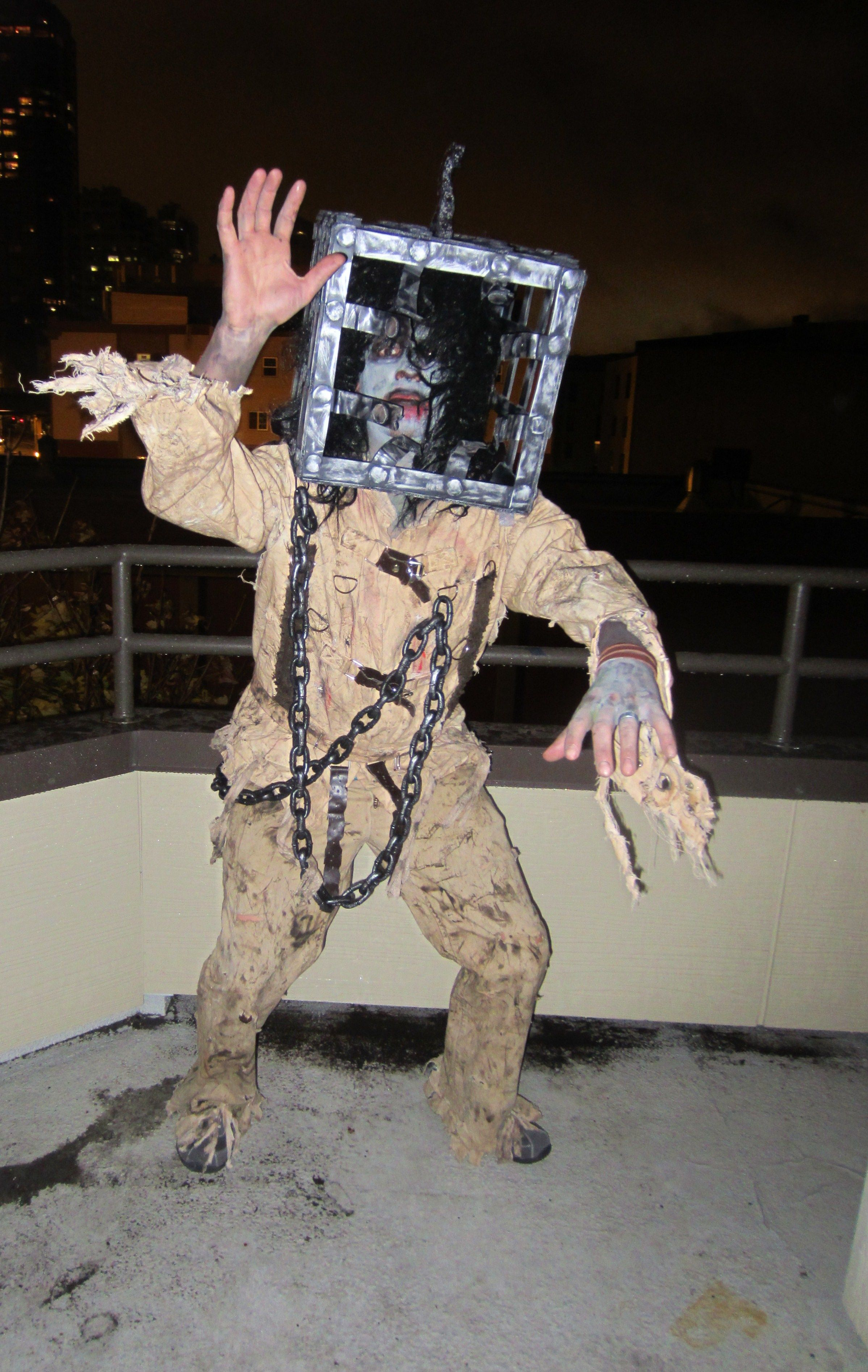 The Jackal 13 Ghosts & The Jackal 13 Ghosts | Halloween Costumes | Pinterest | Scary ...