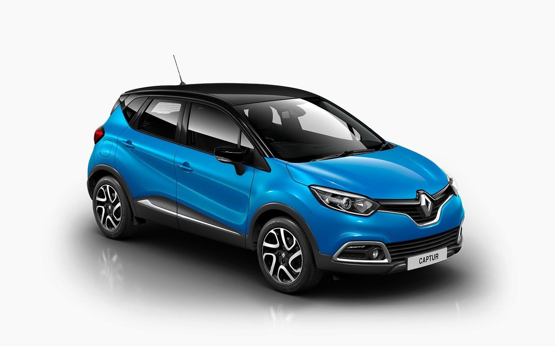 Renault Captur Blue And Black Renault Captur Renault Clio