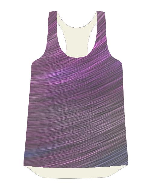 Vividly - Purple Rainbow Cotton Top, $50.00 (http://vividly.co/purple-rainbow-cotton-top/)