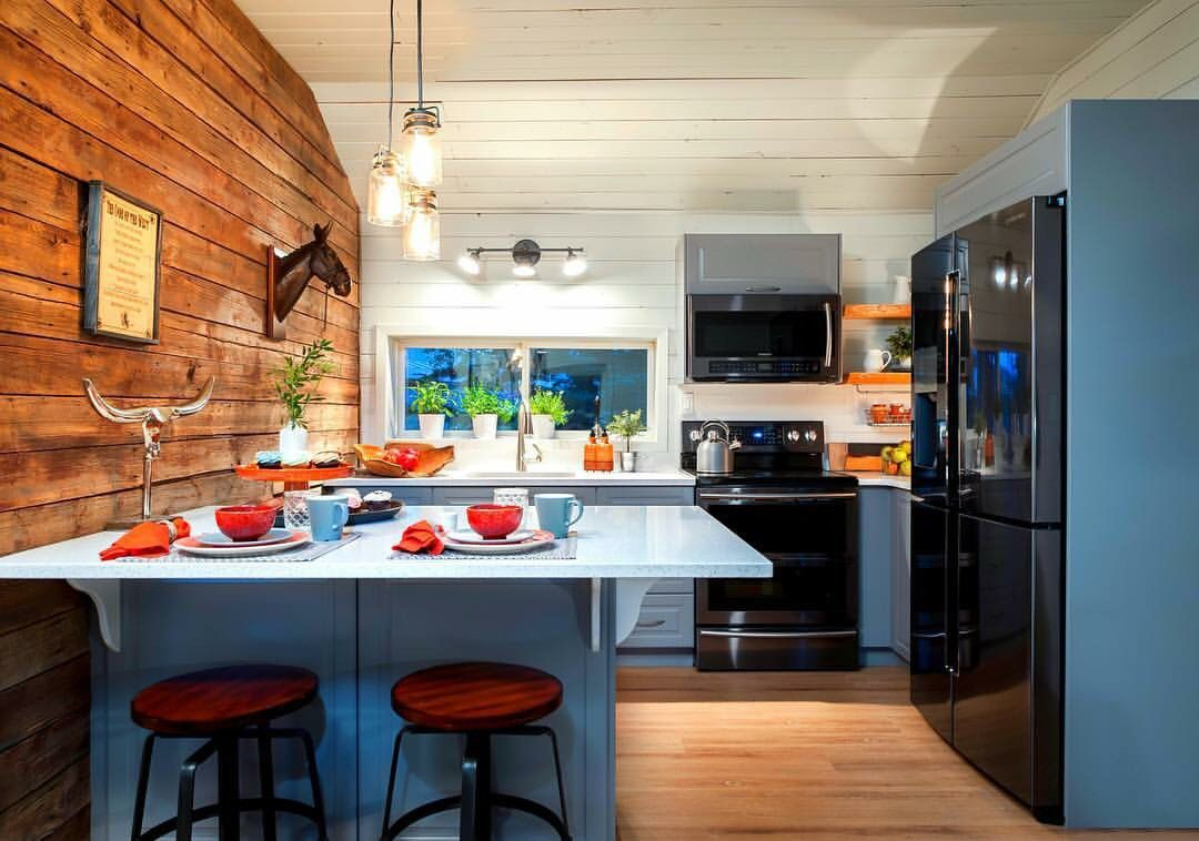 Property Brothers Jonathon Silver Scott - paint more to soften aesthetic - gorgeous, bright, eclectic kitchen