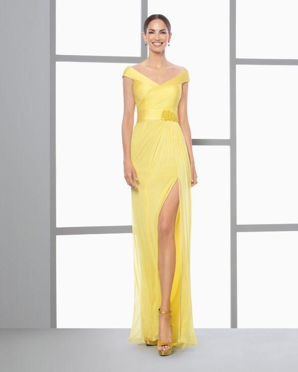 f03571bf3 Vestidos largos para bodas ¡14 Ideas Increíbles! | 101 Vestidos de Moda |  2017 - 2018