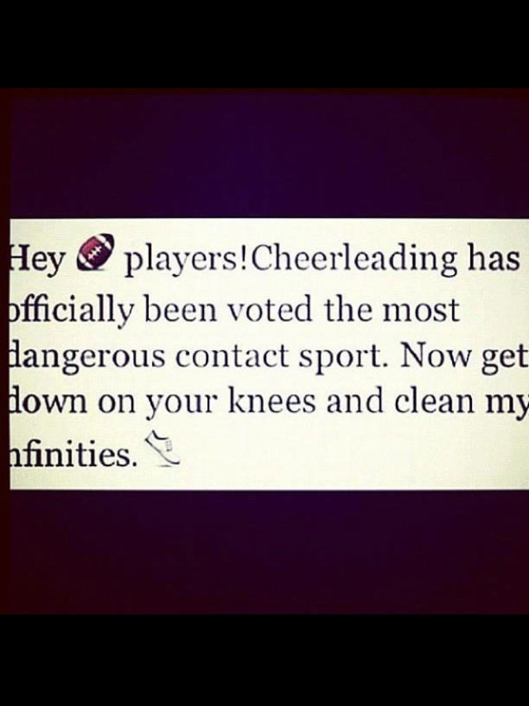 Pin by Monse :) on cheerleading | Cheer quotes, Cheer qoutes ...
