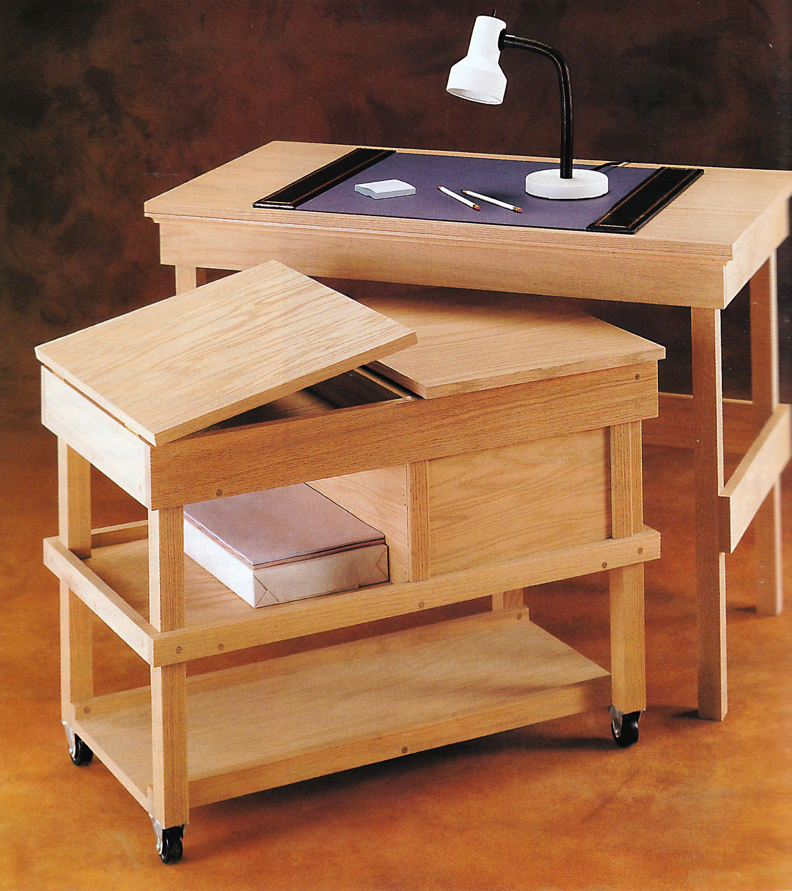 Nesting Office From Black & Decker's Complete Guide To