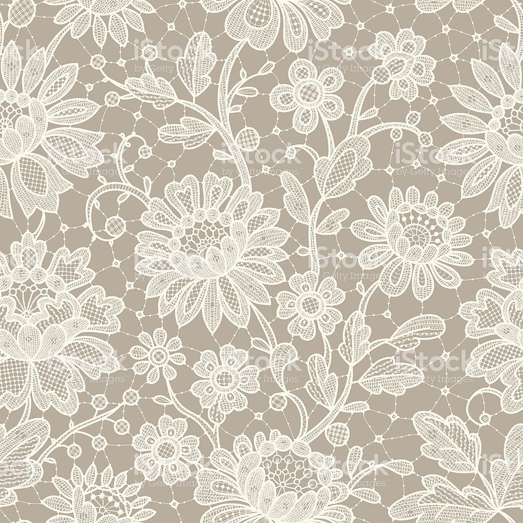 Lace Seamless Pattern Antique Photos Stickers And Tags レース
