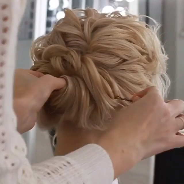 39 Fab Bridal Hair Style Ideas For Every Lenght! #promhairstyles