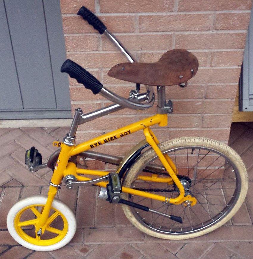 1980s Junior Velocino Bye Bike Boy Cykler Cykel