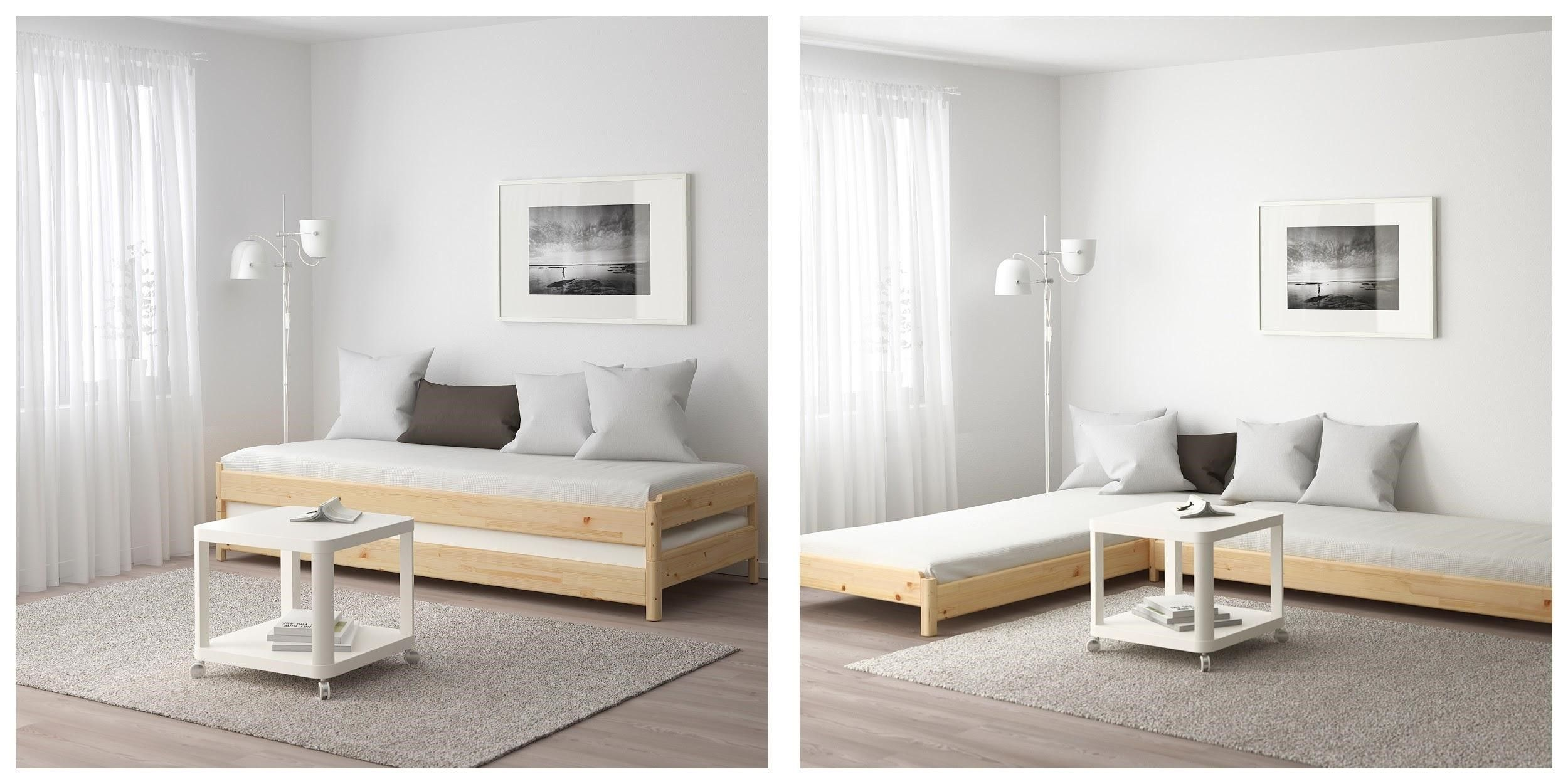 How to Make a Couch from a Twin Mattress Guide from