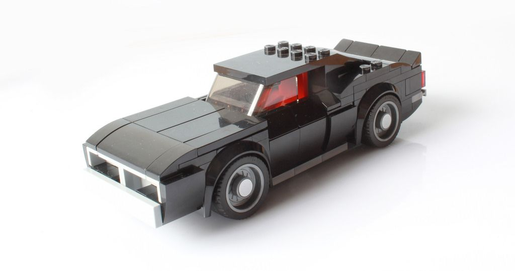 Dodge Charger With Instructions Lego Cars Pinterest Lego