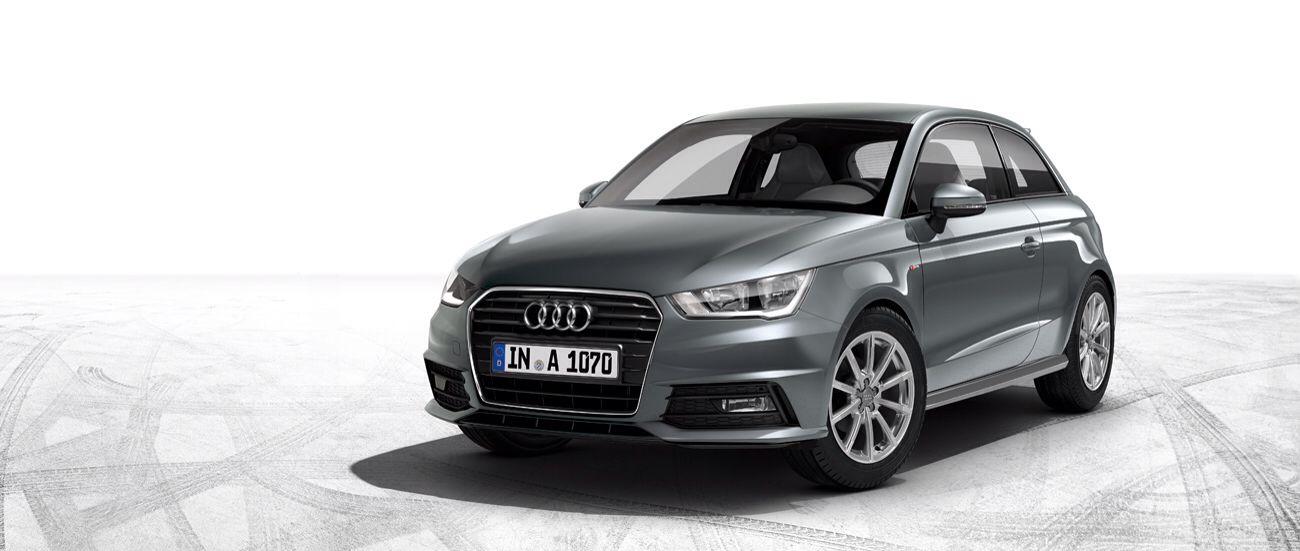 Audi A1 Gris Gris