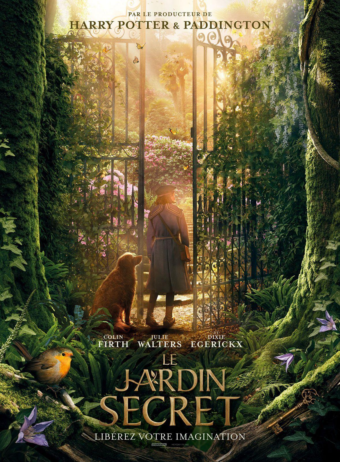Le Jardin Secret Film Fantastique Films Complets Idee Film