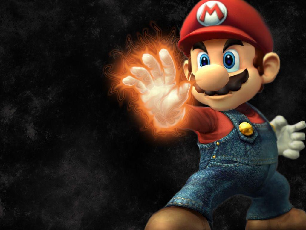 Feel My Power Mario Mario Bros Game Pictures
