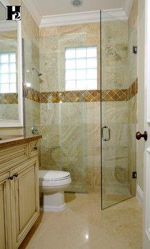 Frameless Shower Doors Traditional Showers Philadelphia H2