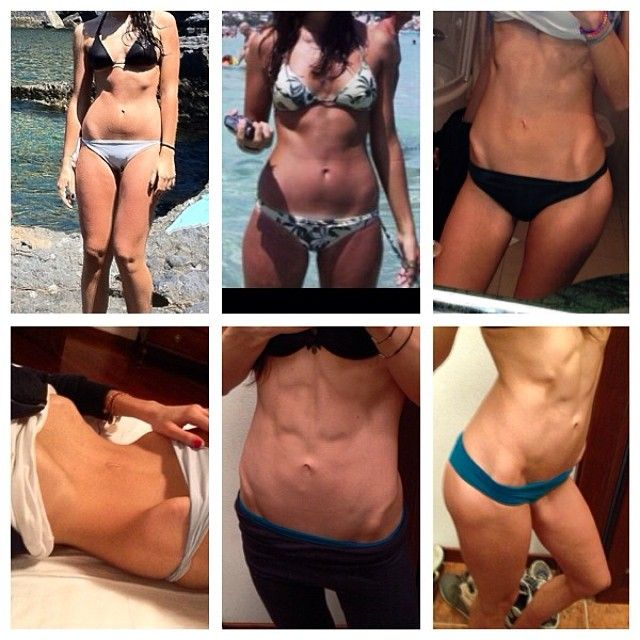 """@building_muscles's photo: """"It all started in 2011. I was never fat, I was just a cute healthy 17 years old ready to become a woman. But I never let myself do it. I started starving myself, over exercising and striving for thinner and thinner. I'm a perfectionist, nothing was ever enough. No goal weight was ever low enough, I always wanted less. This destroyed my life. I couldn't bare studying abroad in the most amazing city and university so I had to come back home. I lost all my ..."""