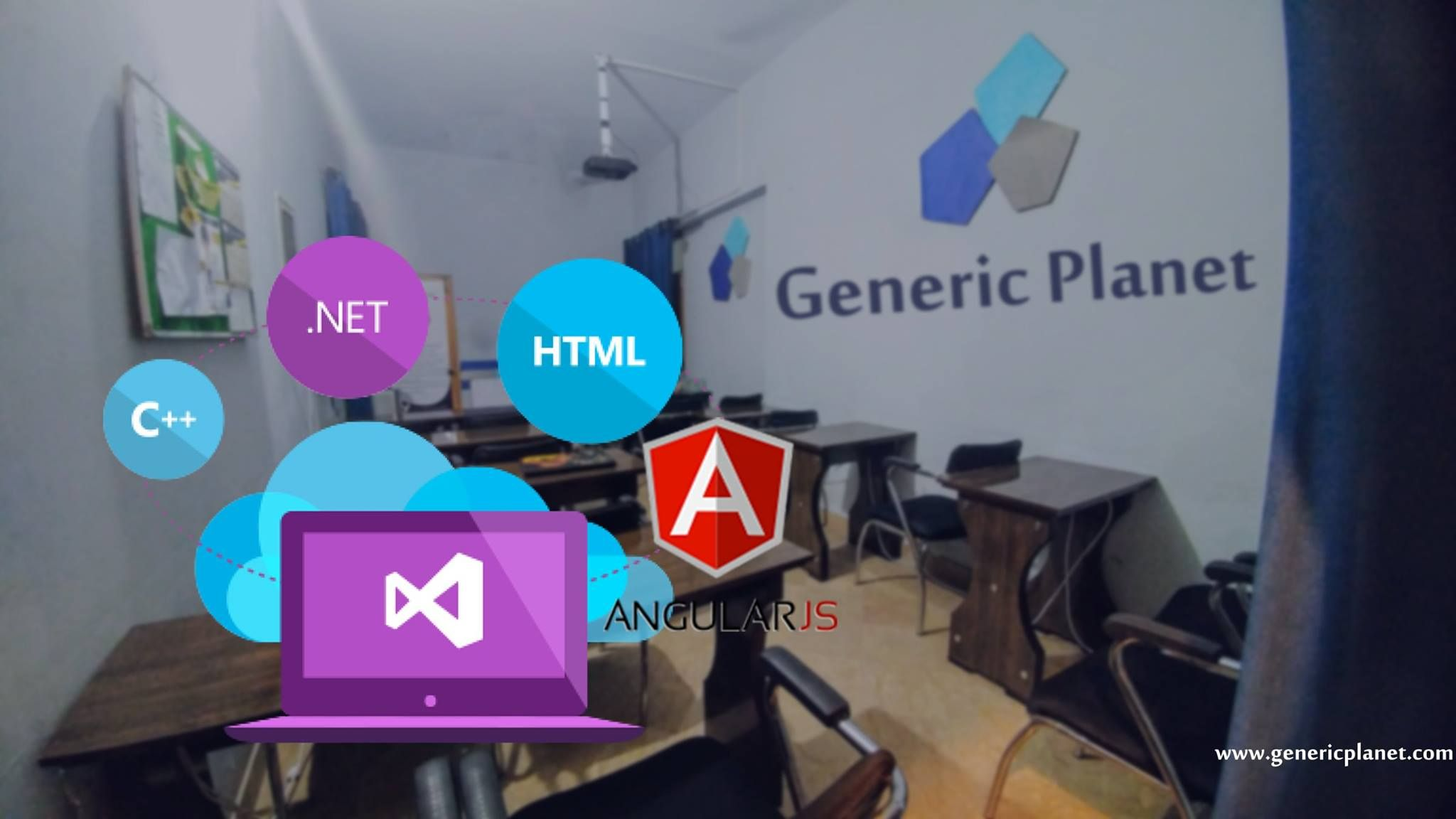 Generic Planet The Microsoft Training Academy Opens The