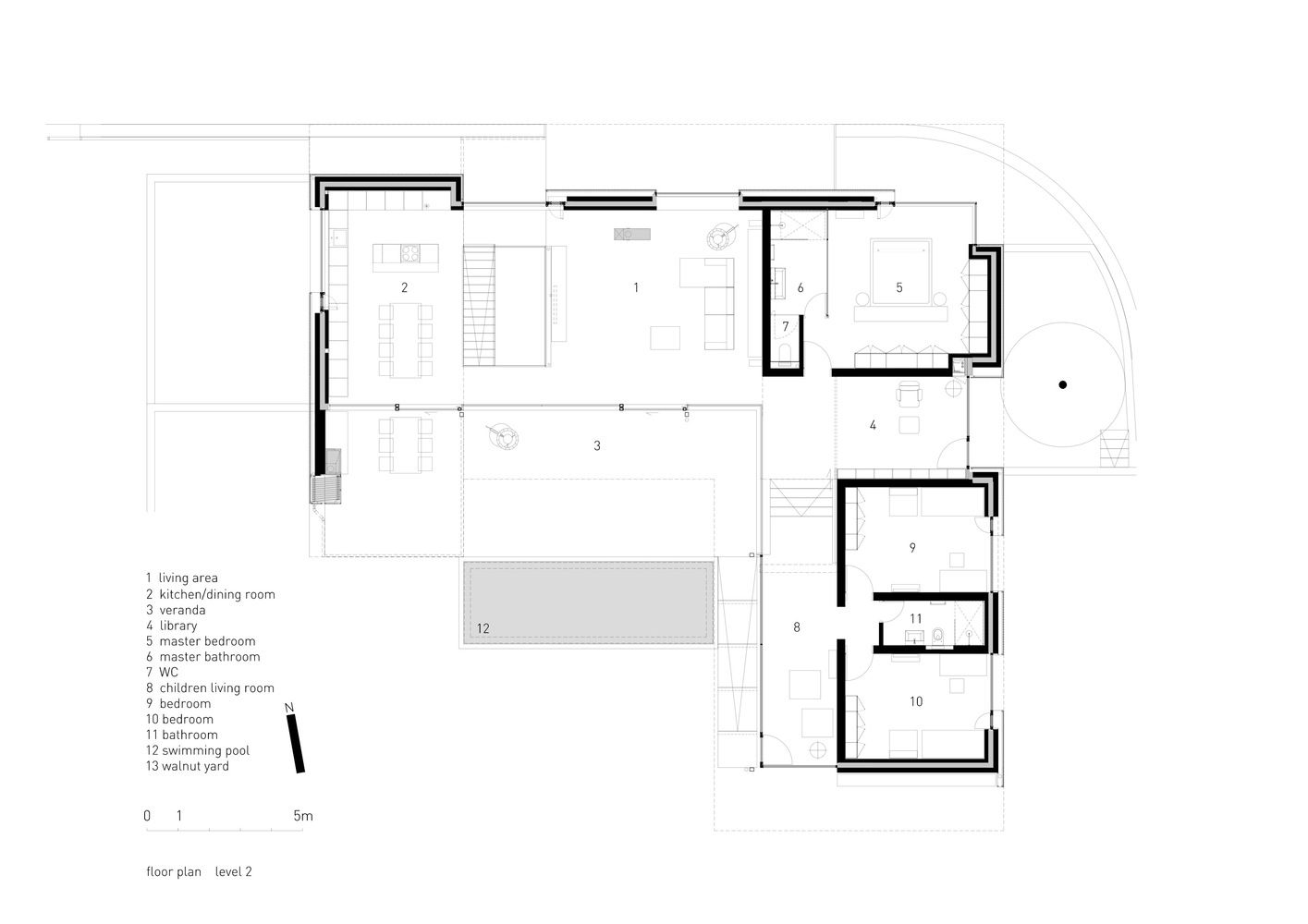 gallery of pagoda house i o architects 18 architects house