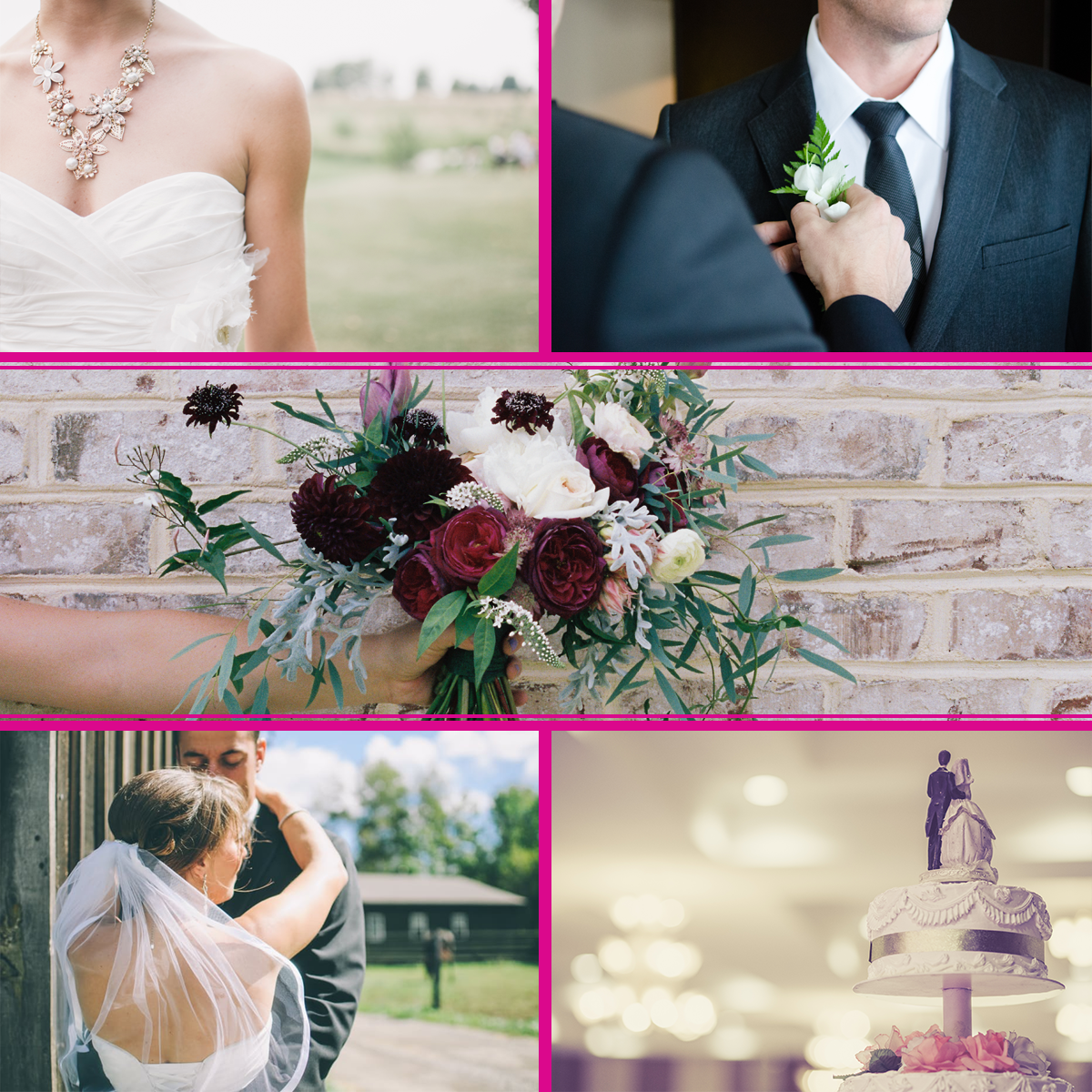What does your dream wedding entail?