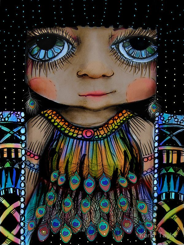 """Little Cleopatra"" by Karin Taylor"