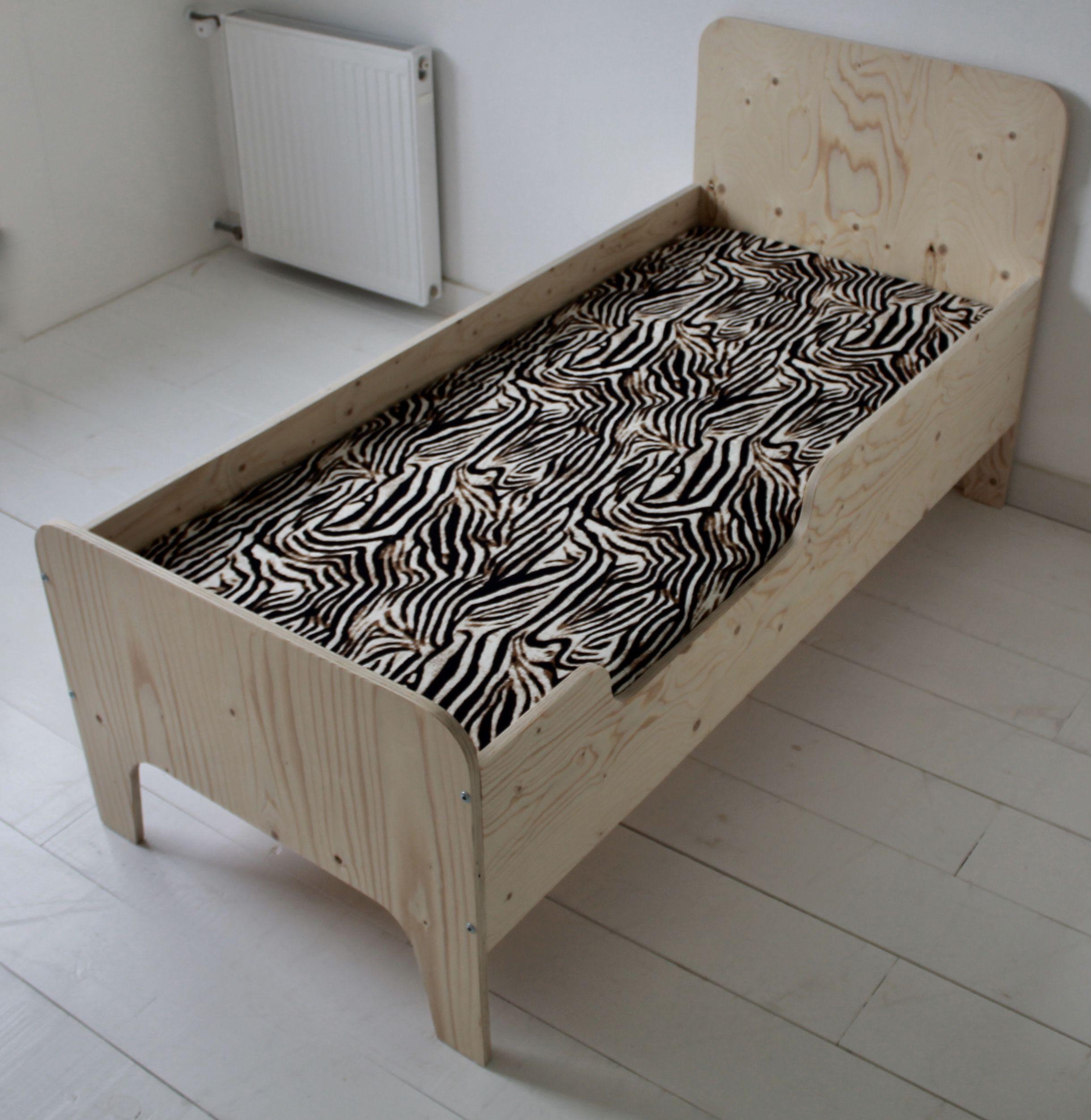 Beste Dit gave zebra hoeslaken voor je peuterbed, in 160 x 70cm, is toch BC-72