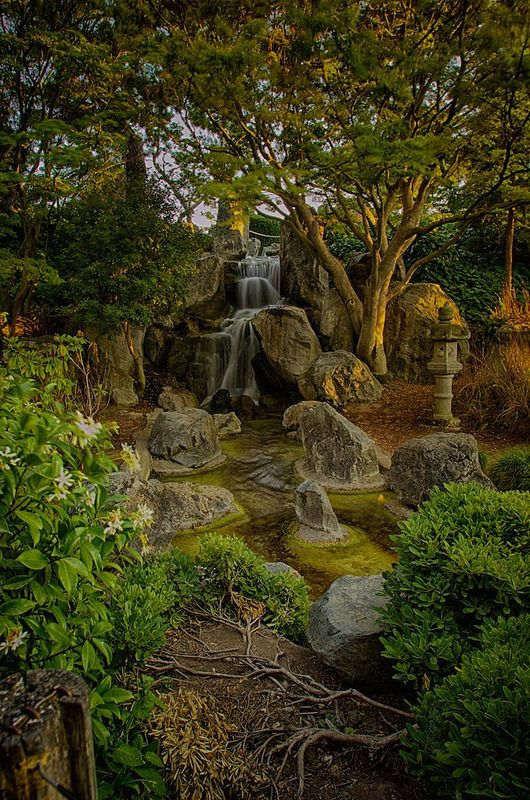 Japanese Friendship Garden Beautiful Landscapes Garden 400 x 300