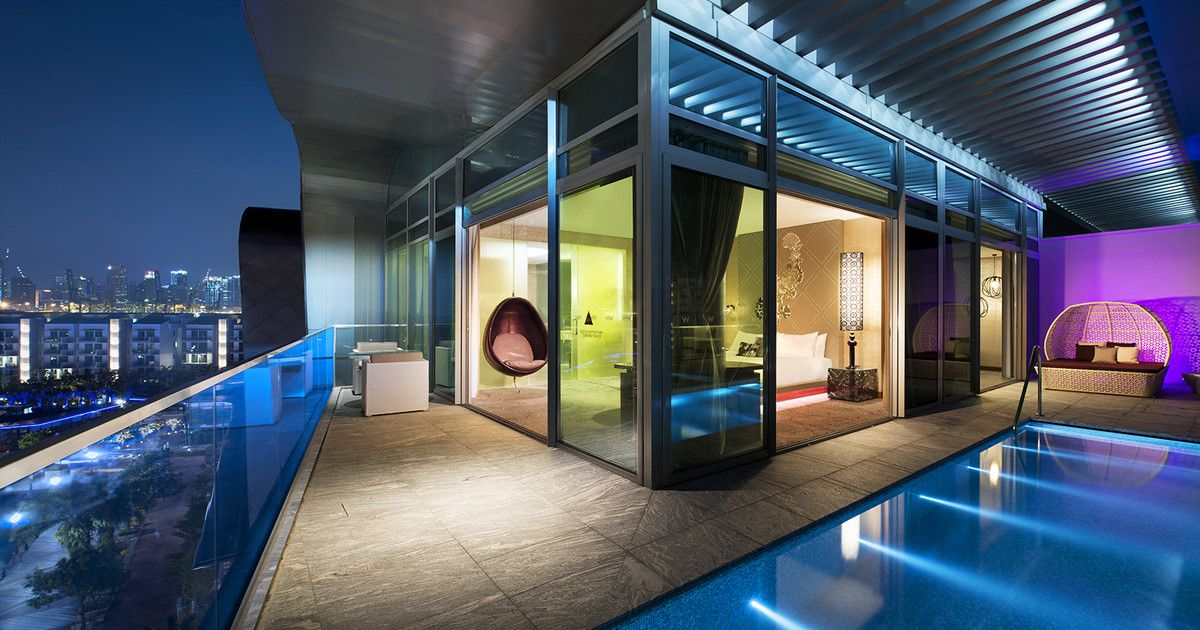 Wired Up The Most High Tech Hotels In Asia With Images
