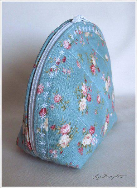 Taštička na zip | LIZA DECOR - ručně šité dekoraceTaštička na zip
