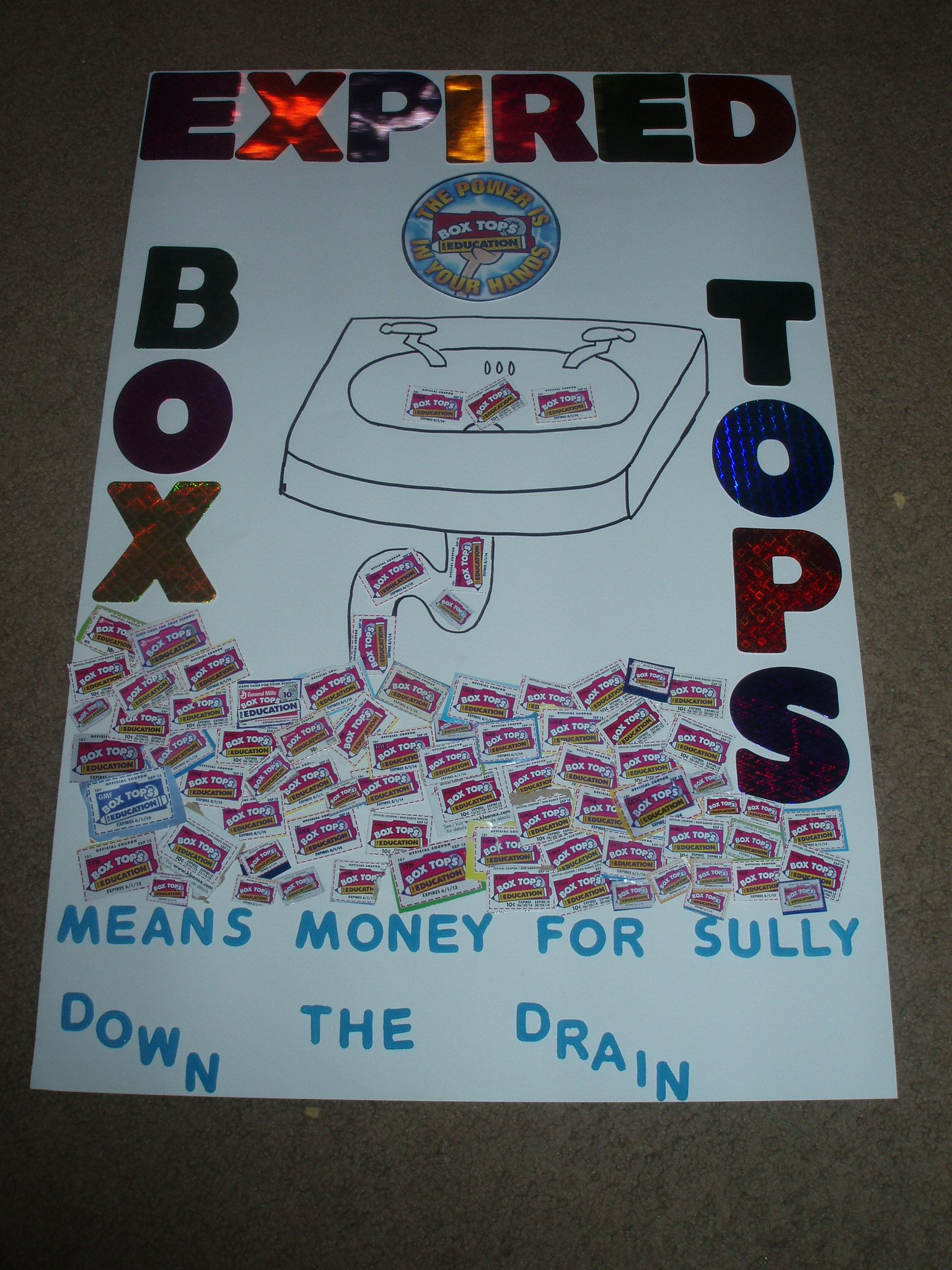 How To Use Expired Box Tops