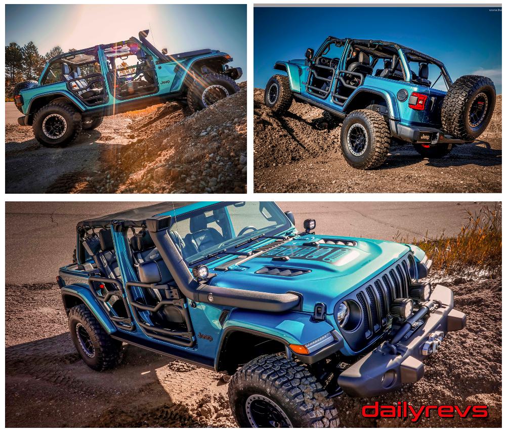 2020 Jeep Wrangler Rubicon By Mopar Dailyrevs Com Jeep Wrangler Rubicon Wrangler Rubicon Jeep