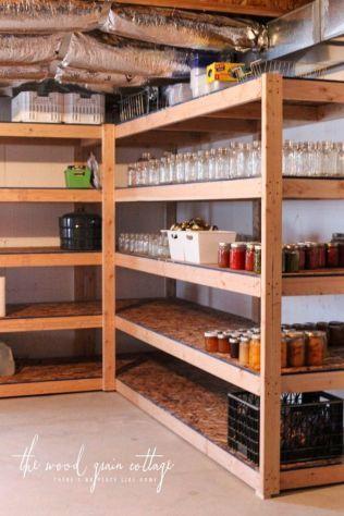 25 Craft Room Shelving Ideas