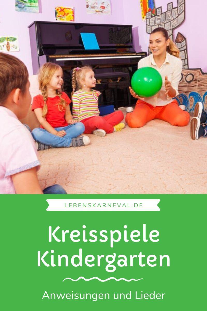 Bewegungsspiele kennenlernen kindergarten