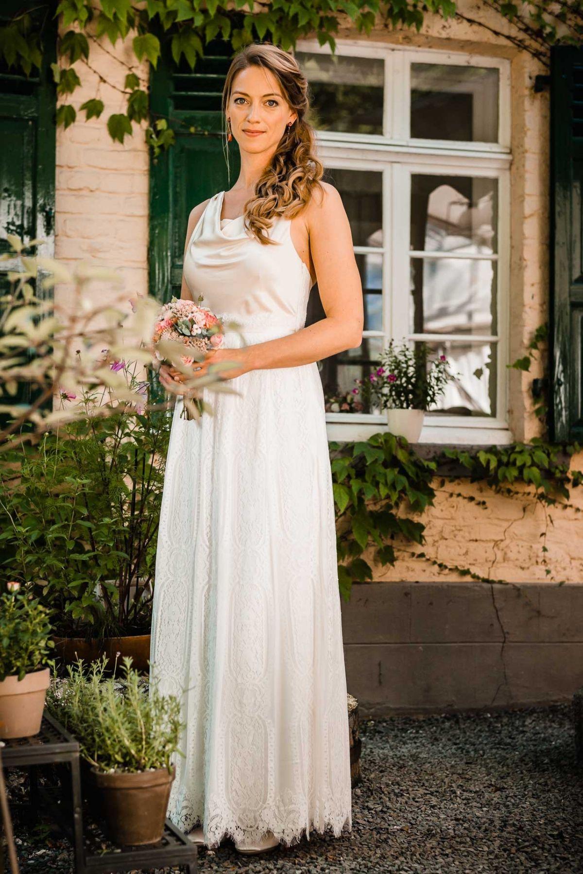 Brautkleid Selma – Brautmode Köln | Brautkleid | Pinterest