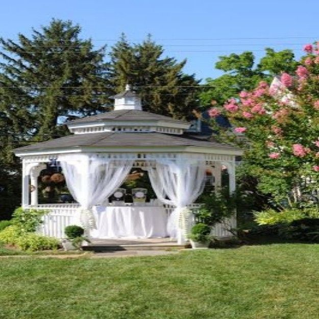 Backyard Gazebo Ideas desingrul pergola 3 Backyard Gazebo Decor Ideas
