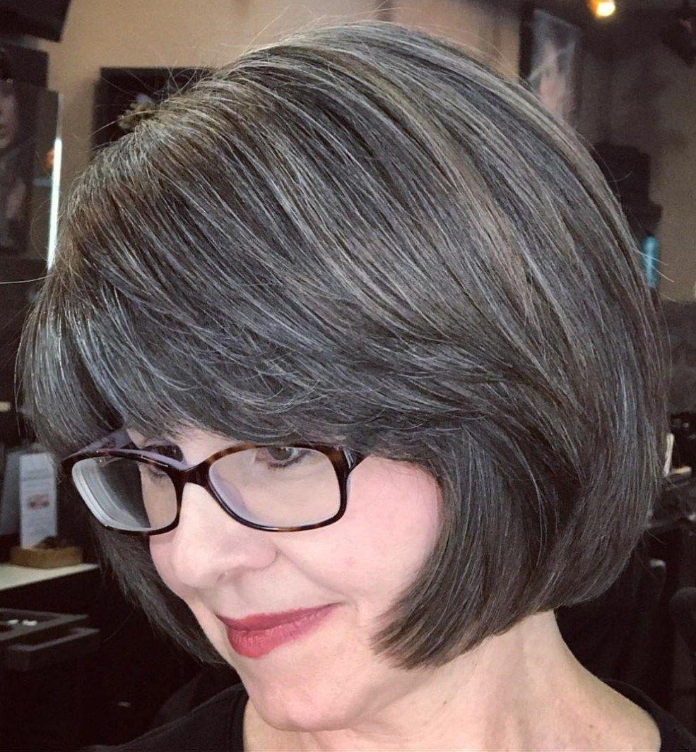 50 Gray Hair Styles Trending in 2019 Hair Adviser