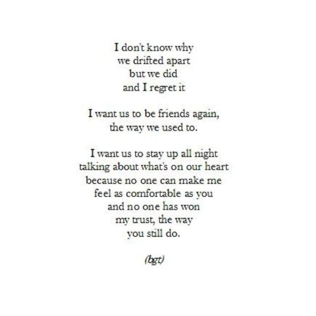 Becoming Friends Again Quotes | .picturesboss.com