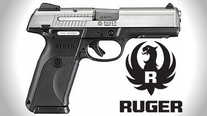 Pin On Ruger Sr45