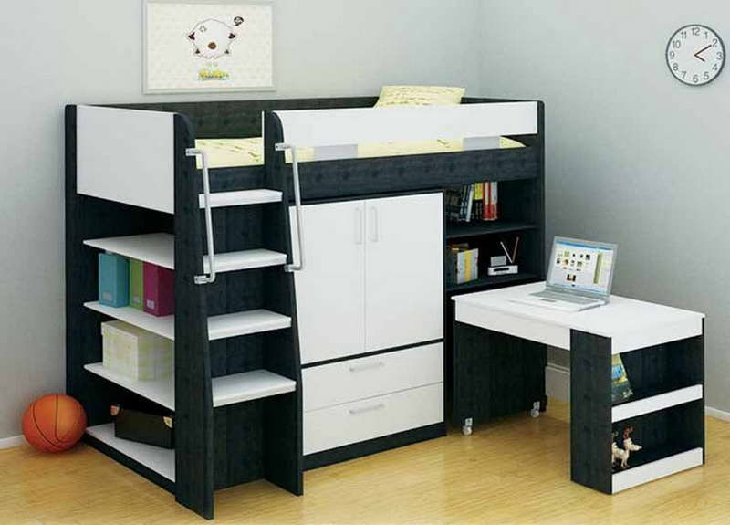 Best Cheap Queen Size Loft Beds For Adults Bunk Bed With 400 x 300