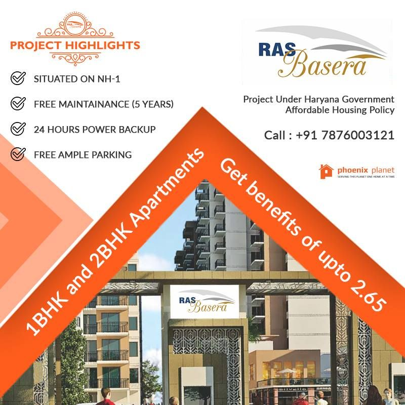 Ras Basera Provides A Perfect Opportunity To Avail The Benefits Of Excellently Designed Homes At The Most Affordab Power Backup House Design Affordable Housing