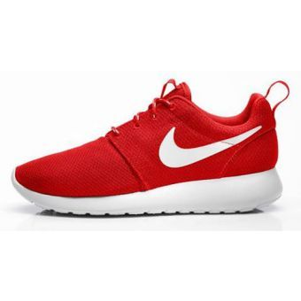 chaussure nike femme rouge