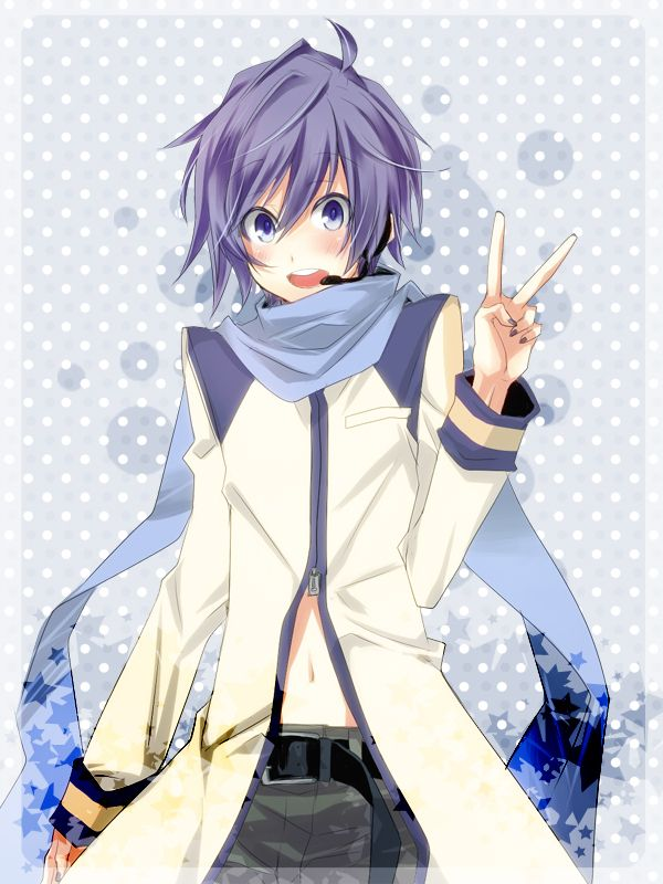 1000+ images about kaito kawaii on Pinterest
