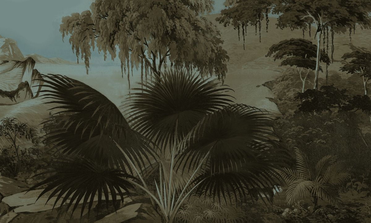 lombok bleu s pia d cor ananb papier peint panoramique papier peint panoramique papier. Black Bedroom Furniture Sets. Home Design Ideas