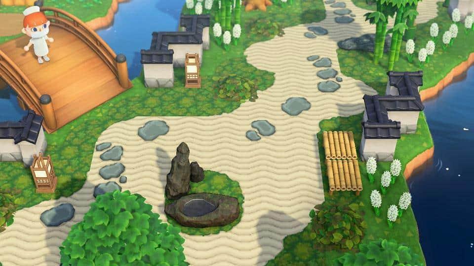Animal Crossing New Horizons Custom Path Designs in 2020 ...